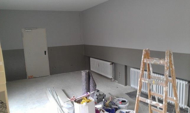 An image of a room in a home being renovated.